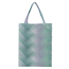 Background Bubblechema Perforation Classic Tote Bag