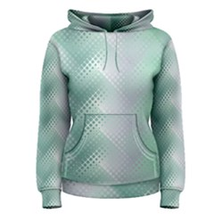 Background Bubblechema Perforation Women s Pullover Hoodie