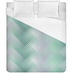 Background Bubblechema Perforation Duvet Cover (california King Size)