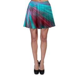 Background Texture Pattern Design Skater Skirt