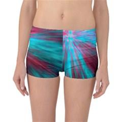 Background Texture Pattern Design Reversible Bikini Bottoms