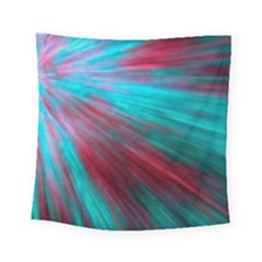 Background Texture Pattern Design Square Tapestry (small)