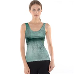 Background Texture Structure Tank Top