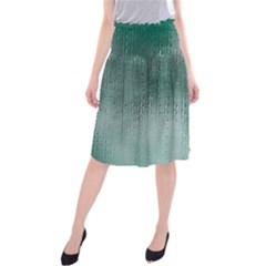 Background Texture Structure Midi Beach Skirt