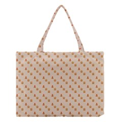 Christmas Wrapping Paper Medium Tote Bag