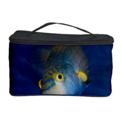 Fish Blue Animal Water Nature Cosmetic Storage Case