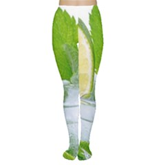 Cold Drink Lime Drink Cocktail Women s Tights