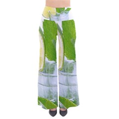 Cold Drink Lime Drink Cocktail Pants
