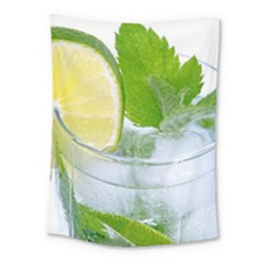 Cold Drink Lime Drink Cocktail Medium Tapestry