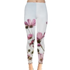 Flowers Plants Korea Nature Leggings