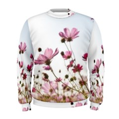 Flowers Plants Korea Nature Men s Sweatshirt