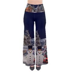 Christmas Landscape Pants