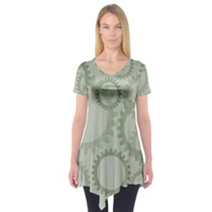 Engenerinhg Short Sleeve Tunic