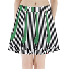 Girl Collective Artists Pleated Mini Skirt