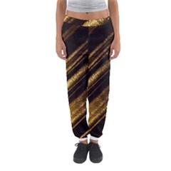 Gold Women s Jogger Sweatpants
