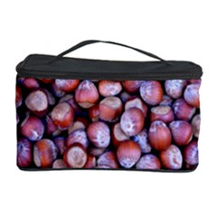 Hazelnuts Nuts Market Brown Nut Cosmetic Storage Case