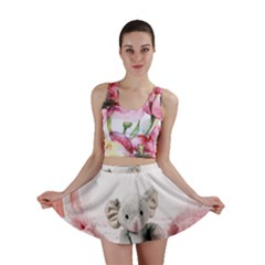 Elephant Heart Plush Vertical Toy Mini Skirt