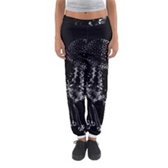 Jellyfish Underwater Sea Nature Women s Jogger Sweatpants