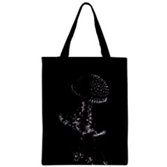 Jellyfish Underwater Sea Nature Zipper Classic Tote Bag
