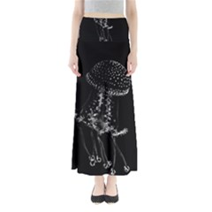 Jellyfish Underwater Sea Nature Maxi Skirts