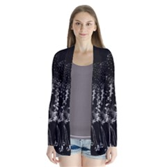Jellyfish Underwater Sea Nature Cardigans