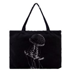 Jellyfish Underwater Sea Nature Medium Tote Bag