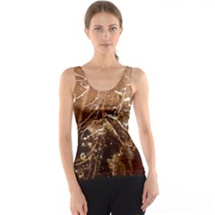 Ice Iced Structure Frozen Frost Tank Top