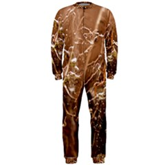 Ice Iced Structure Frozen Frost Onepiece Jumpsuit (men)