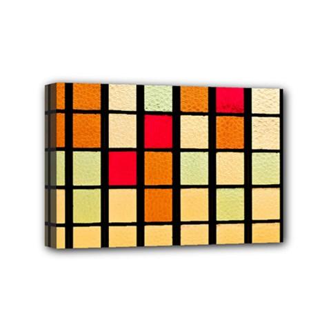 Mozaico Colors Glass Church Color Mini Canvas 6  X 4
