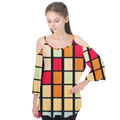Mozaico Colors Glass Church Color Flutter Tees