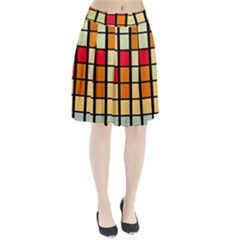 Mozaico Colors Glass Church Color Pleated Skirt