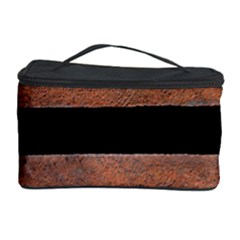 Stainless Rust Texture Background Cosmetic Storage Case