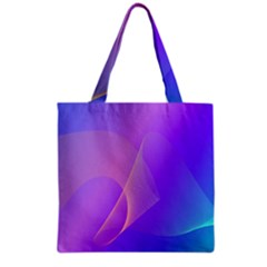 Vector Blend Screen Saver Colorful Grocery Tote Bag