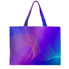 Vector Blend Screen Saver Colorful Mini Tote Bag