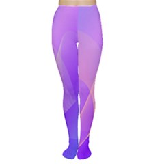 Vector Blend Screen Saver Colorful Women s Tights