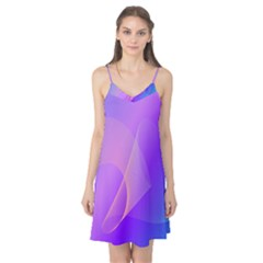 Vector Blend Screen Saver Colorful Camis Nightgown