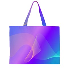 Vector Blend Screen Saver Colorful Large Tote Bag