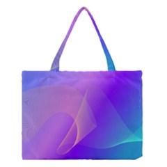 Vector Blend Screen Saver Colorful Medium Tote Bag