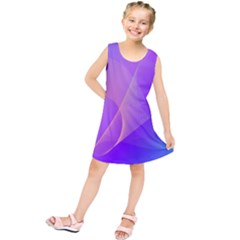 Vector Blend Screen Saver Colorful Kids  Tunic Dress