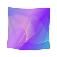 Vector Blend Screen Saver Colorful Square Tapestry (small)