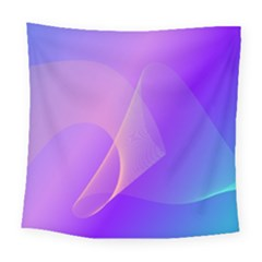 Vector Blend Screen Saver Colorful Square Tapestry (large)