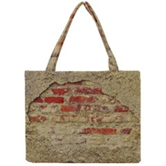Wall Plaster Background Facade Mini Tote Bag