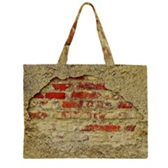 Wall Plaster Background Facade Large Tote Bag