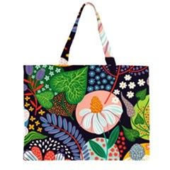 Japanese inspired  Large Tote Bag