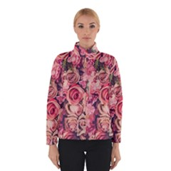 Beautiful pink roses  Winterwear