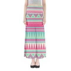 Lovely pink bohemian Maxi Skirts
