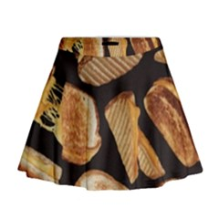 Delicious snacks Mini Flare Skirt