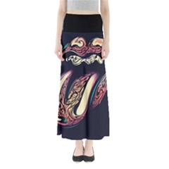 The rolling stones glowing Maxi Skirts