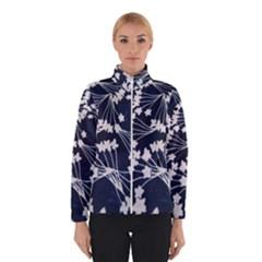 Flower Blue Jpeg Winterwear