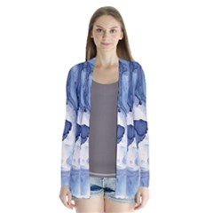 Paint in water Cardigans